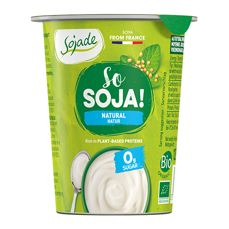 So Soja Natur 125g